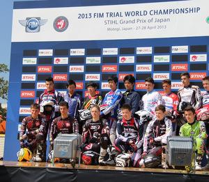 Japan World Championship