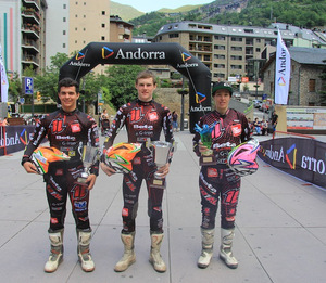 World Championship Andorra Day 2