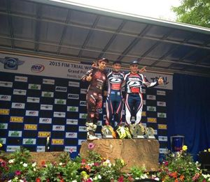 World Trial Championship England